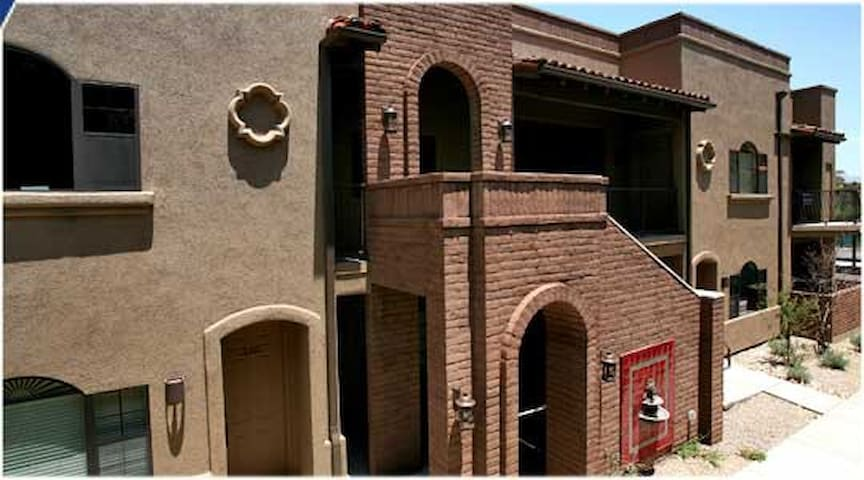 Tucson Luxury Foothills Condominium