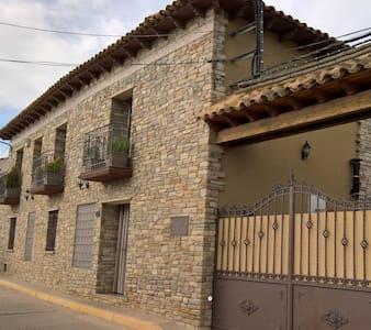 Apartamento entero en casa rural cerca de zaragoza - Lumpiaque - Byt