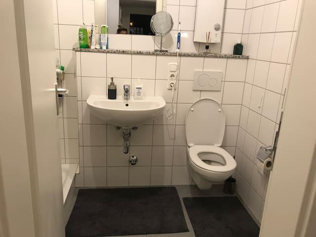 Gemütliche zwei Zimmer Wohnung