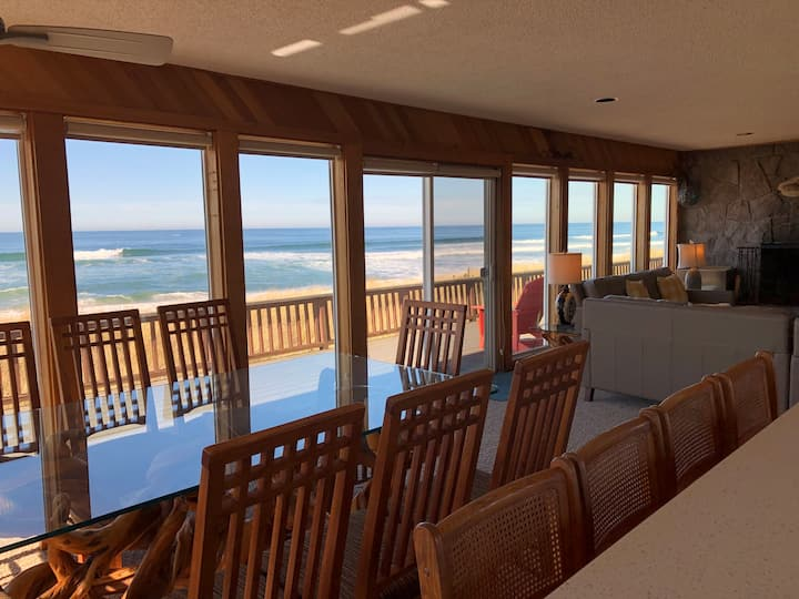 Panoramic Oceanfront Home