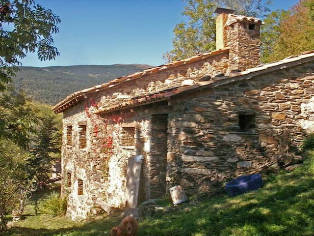 Cottage in Pirinées, Catalonia - llanars - Hus