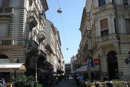 "Amazing loft on ""Old Street"" across from Basilica - Budapest - Loft"