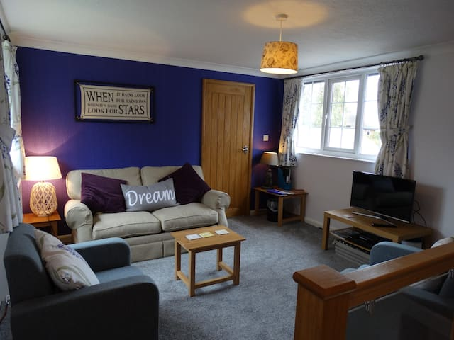 A private quiet self contained flat- Knaresborough