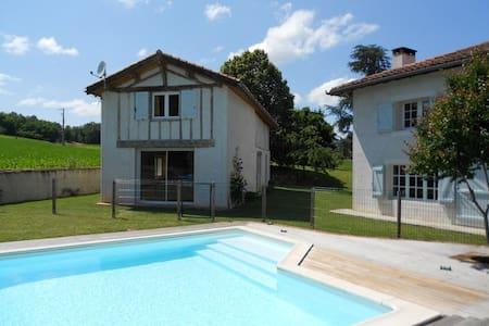 Maison de caractère dans les Landes - Saint-Aubin - บ้าน