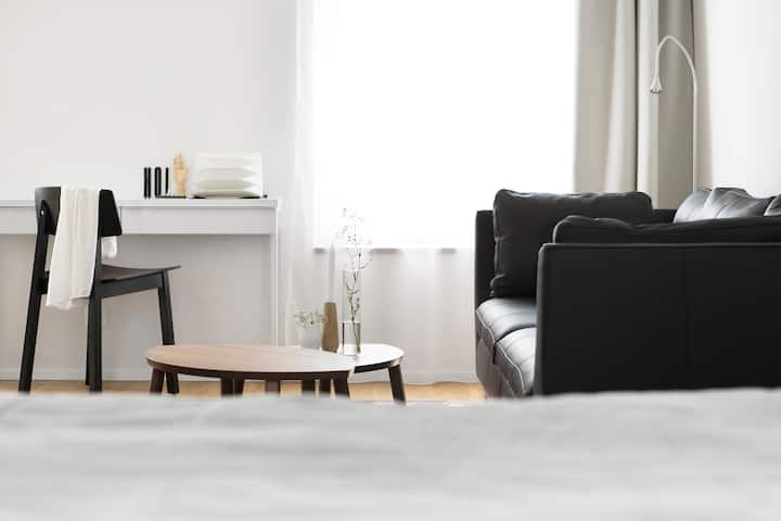 2. New apartment 2 min from station