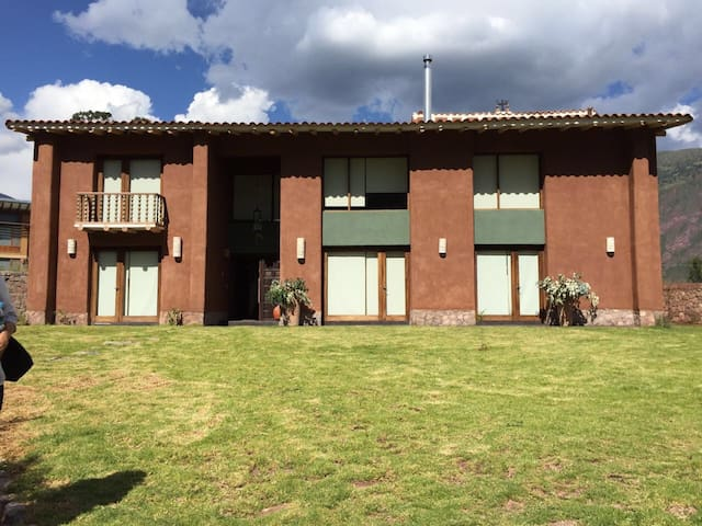 Charming House in the Urubamba Sacred Valley Cusco - Huayllabamba - Haus