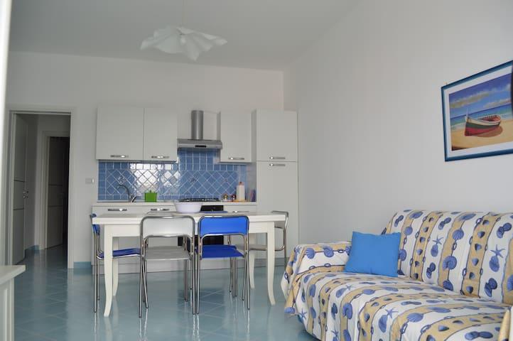 New apartment near the sea....