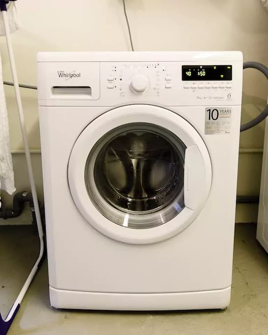 Washing machine for your use.