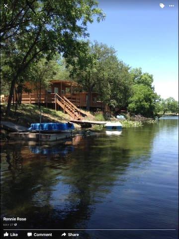 Cabins on Spring Creek, LLC    Cabin #1
