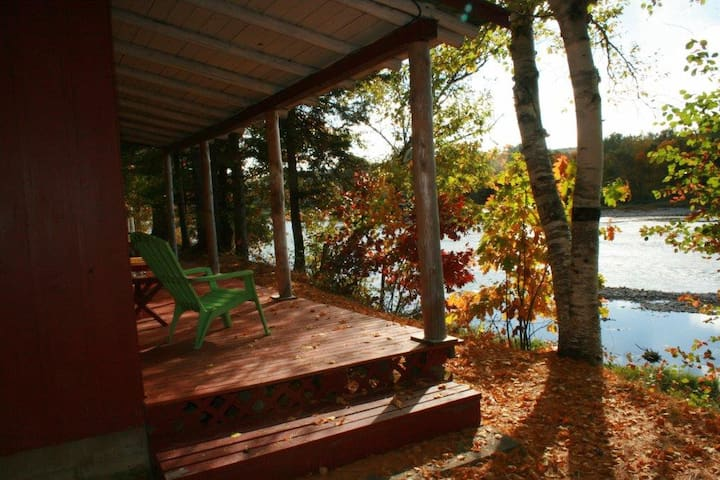 Private, Classic Pine Cabin - Miramichi River, NB - Ludlow - Cabaña