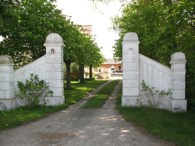 Værelse med eget toilet og bad(8) - Toreby L - House