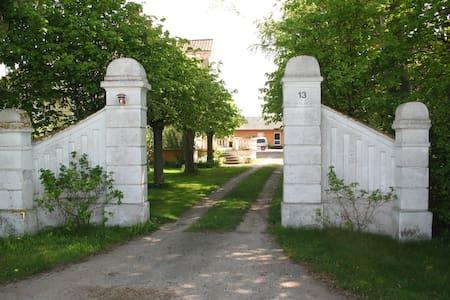 Værelse med eget toilet og bad(8) - Toreby L - Ház
