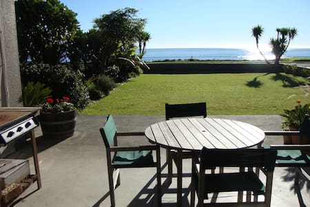 Beachfront bliss - Ohope