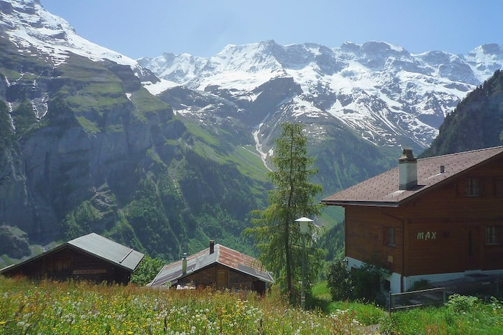 Chalet Max Gimmelwald