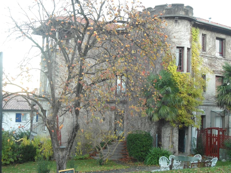 Una vivienda con historia..