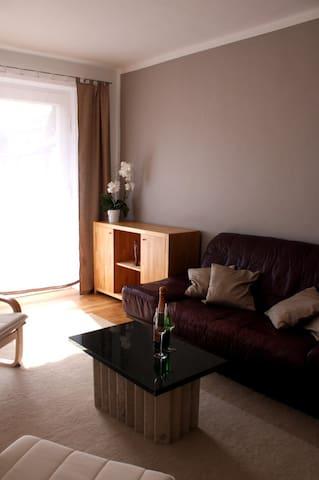 moderne Ferienwohnung Nähe Landshut - Niederaichbach - Lägenhet