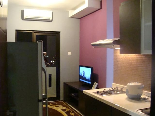 Nice Apartment to live in Jakarta - Jakarta Capital Region - Apartment