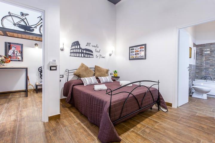 Del Falco - San Pietro Boutique Rooms
