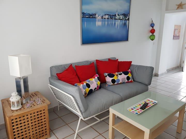Apartamento en Caleta de Famara
