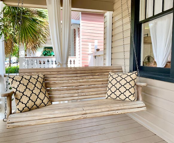 Two-Seat Porch Swing