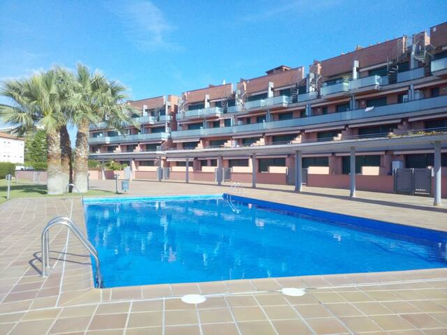 Apartment Altafulla with swimmingpool