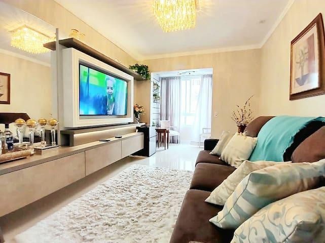 Apartamento aconchegante em Torres-RS