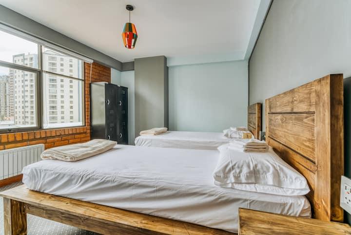 Selina La Paz - Standard Twin Room