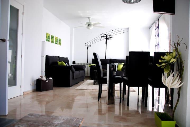 Duplex Reformado ENALZA - Úbeda - Apartment