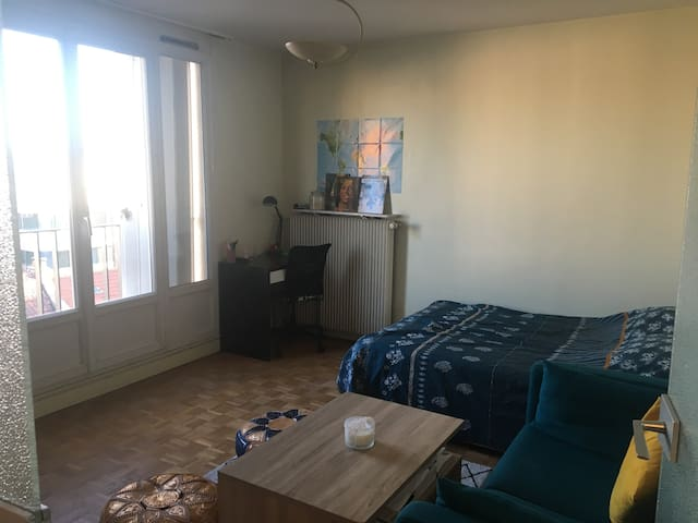 Cosy studio Paris