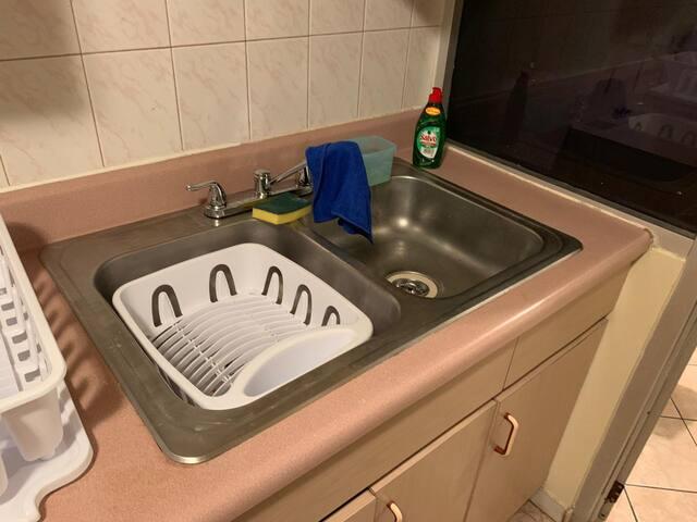 Tinas lavado de vajilla