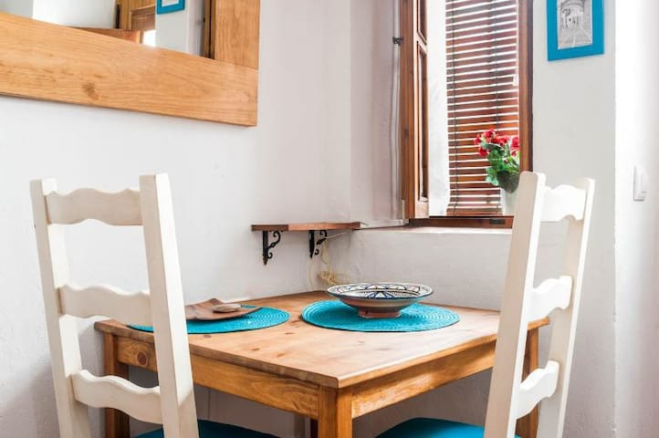 cozy apartment next virgin beaches - Vejer de la Frontera - Appartement