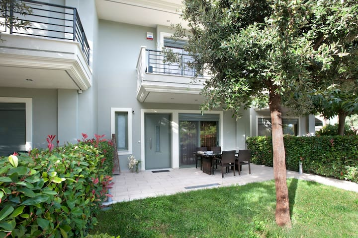 Mando Luxury Resort, Villa Kleio - Anatoliki Attiki - Casa de campo