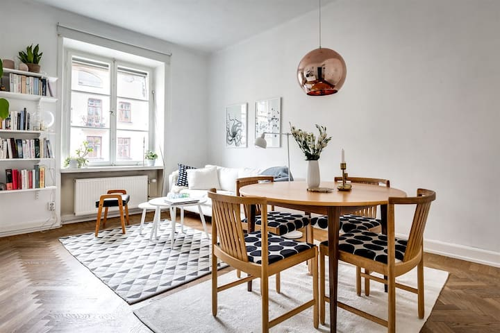 Beautiful 2 room apartment in Kungsholmen