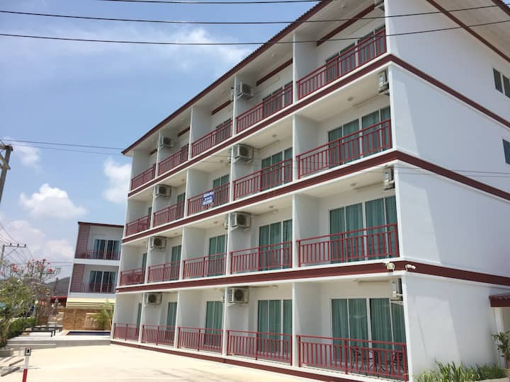 Laong Residence long term stay