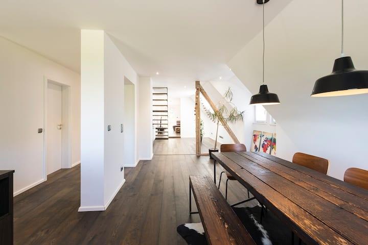Loft Apartment near Frankfurt airport,  120qm