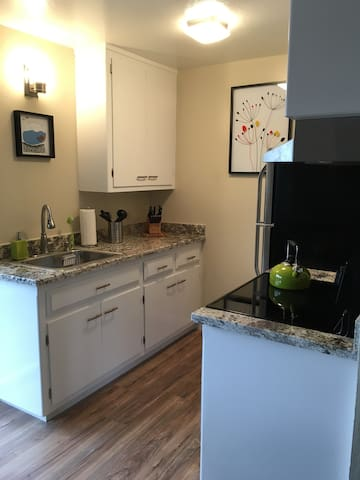 Great One Bedroom APT- - Burlingame - Apartment