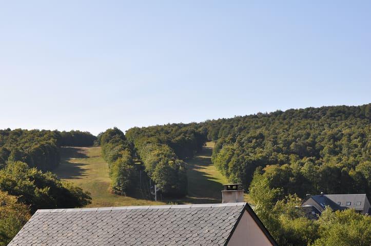 Maison hameau de Brameloup 12470 Prades d'Aubrac