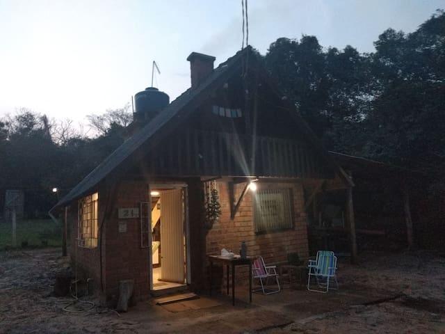 Cabana em área Rural próximo a Lagoa dos Patos