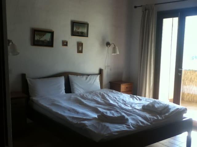 Kleine Wohnung mit Aussicht - Padru