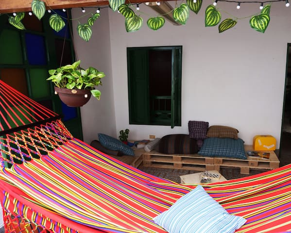 Bohemian House/Perfect Location 3 - Medellín - House