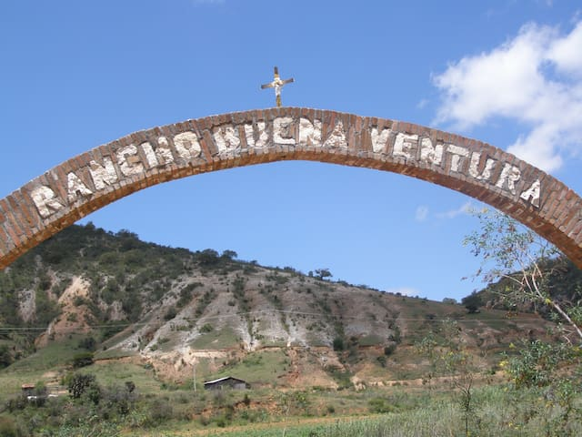 Rancho BuenaVentura - Home of Sacacuento Mezcal - Asunción Nochixtlán