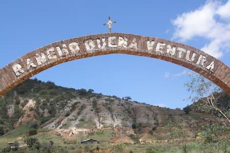 Rancho BuenaVentura - Home of Sacacuento Mezcal