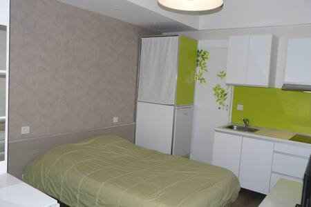 Centre ville, studio lumineux, wifi, parking - Albi - Bed & Breakfast