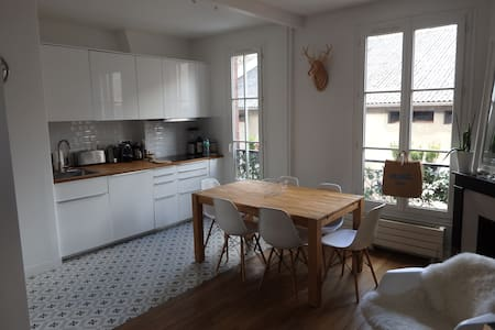 Bel appartement cosy Clichy - Batignolles - Clichy