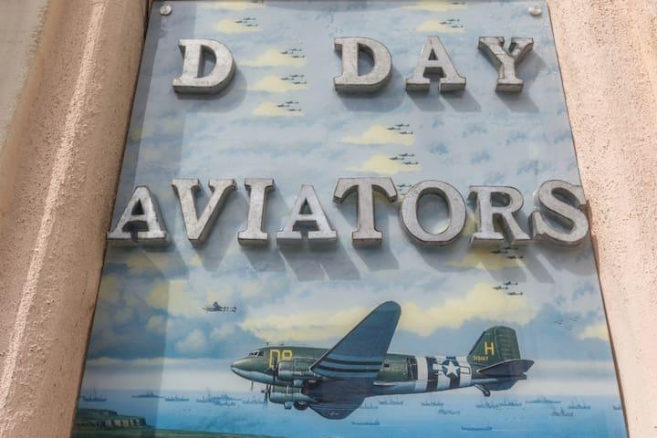 D-Day Aviators