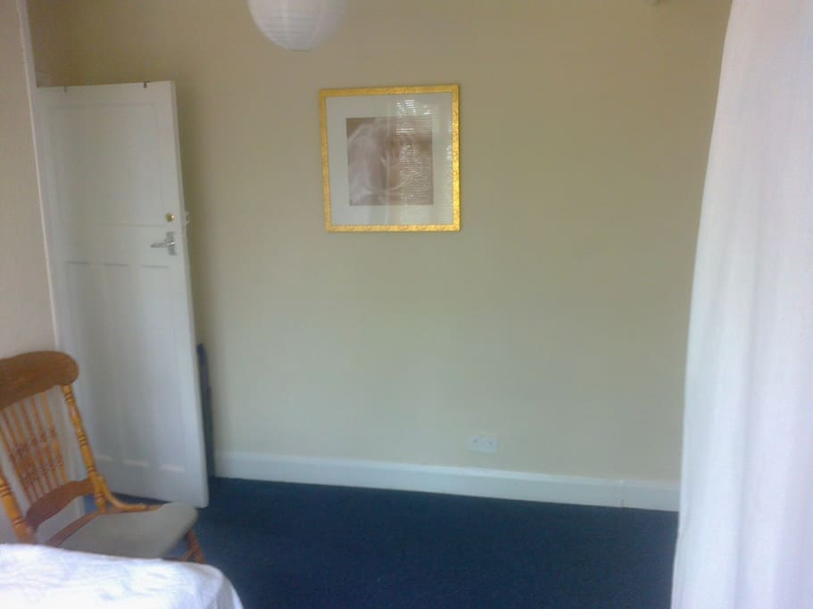 Double Bedroom with wardrobe and storage space