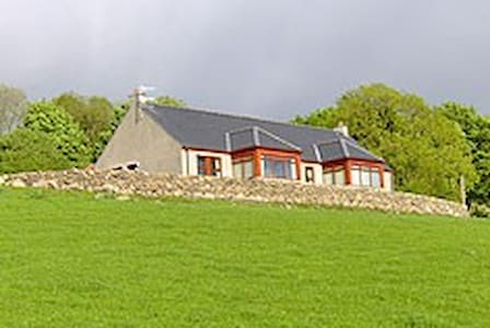 Cnoc Glass Cottage