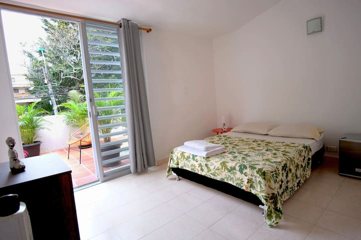 Double room ensuite in Santa Isabel