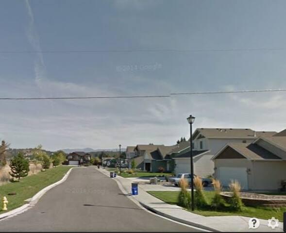 Hoopfest or Ironman Bedroom  - Spokane Valley - Casa