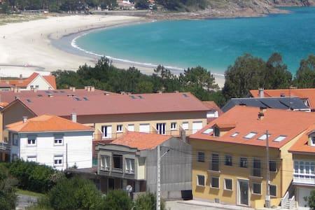 ático playa Langosteira - Escaselas